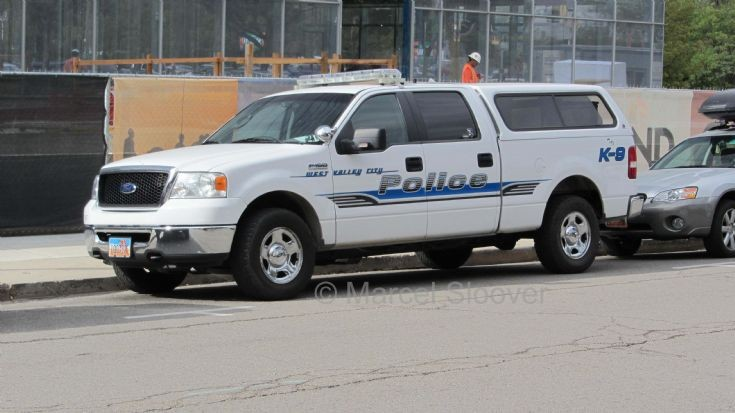 West Valley Police Ford F-150