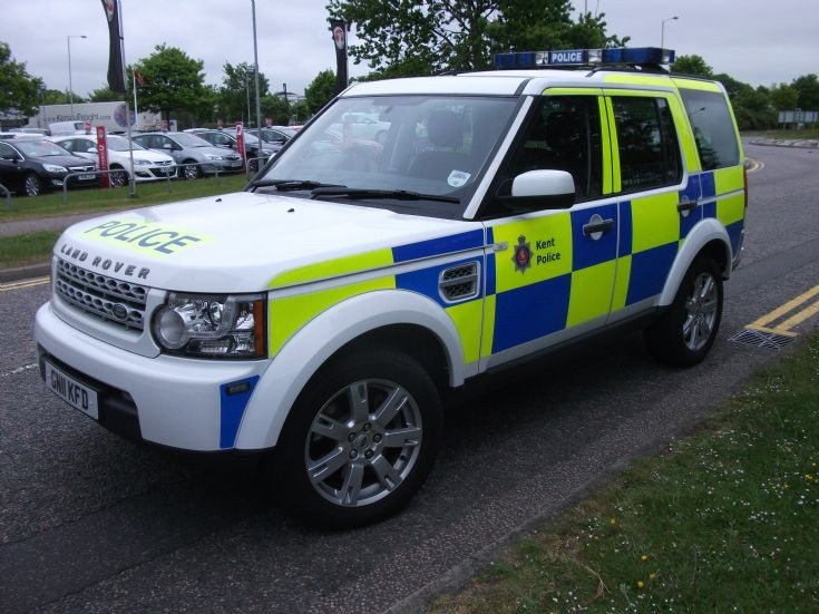 KPS Land Rover GN11KFD