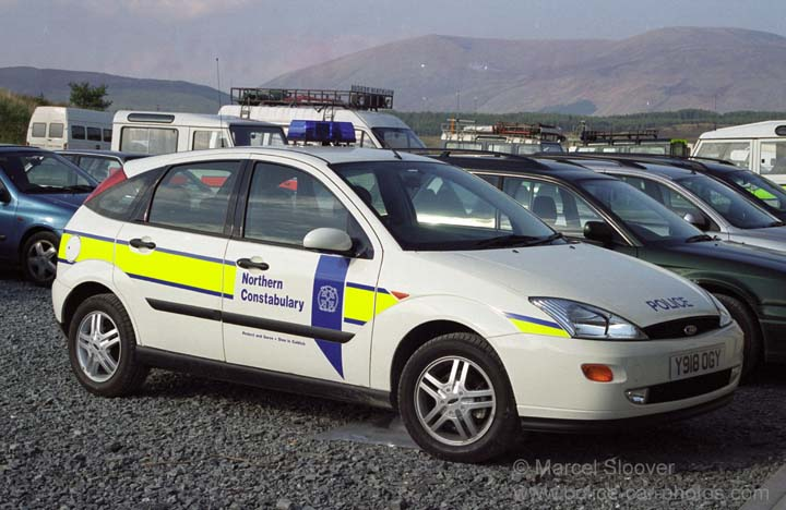 Northern Constabulary Ford Focus patrolcar. Police Car Photos & Police Car Photos - Northern Constabulary Ford Focus patrolcar markmcfarlin.com