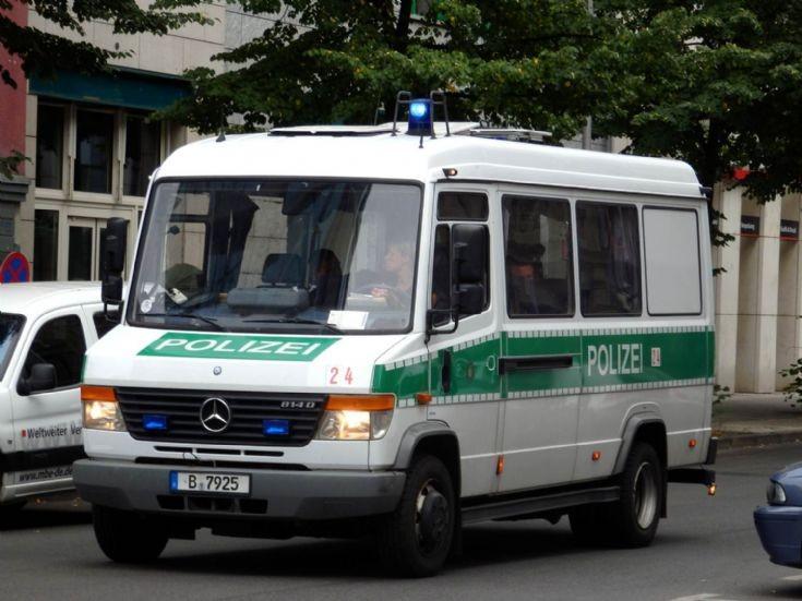 MB Van - Berlin