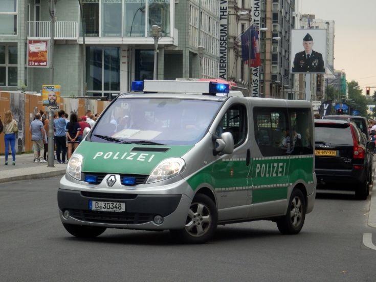 Renault Trafic - Berlin