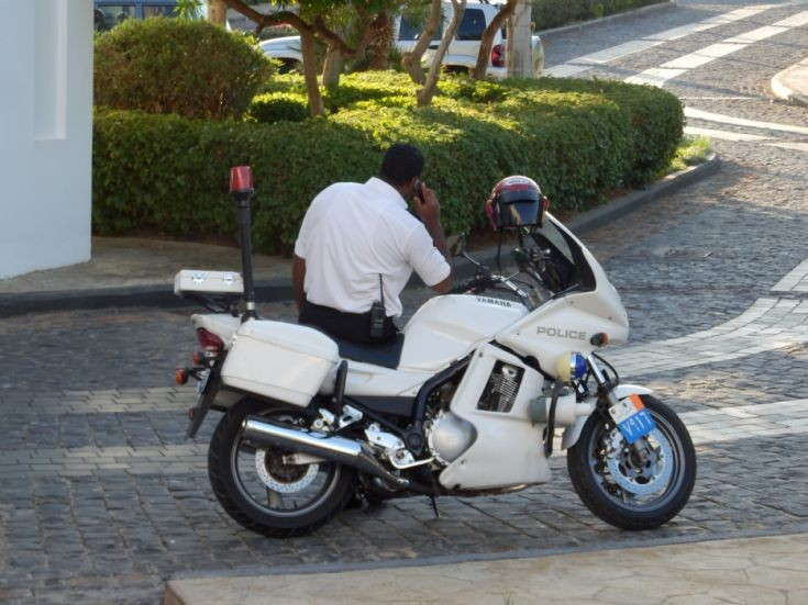 Yamaha Police - Egypt