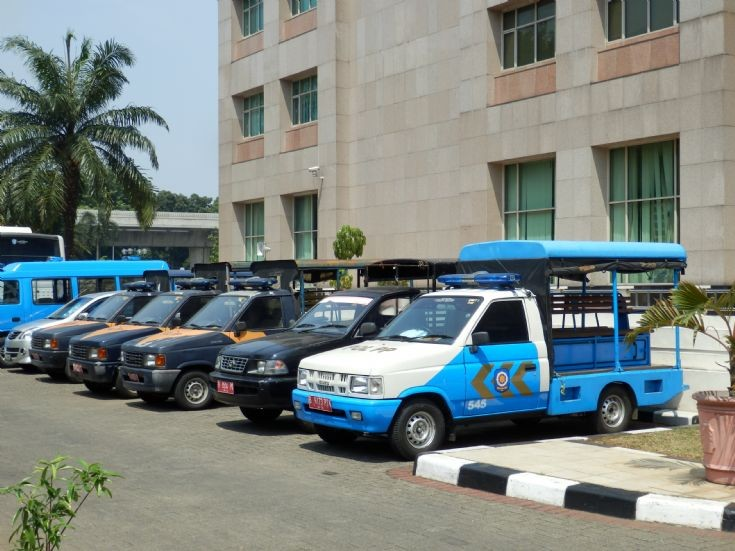 Police Jakarta