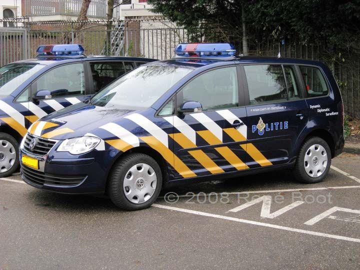 Politie Haaglanden Dynamic Diplomatic Surveillance