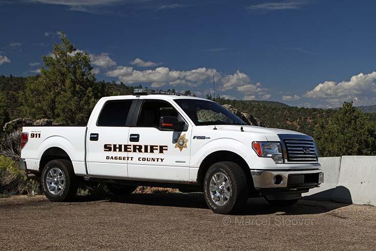 Sherriff Dagget County