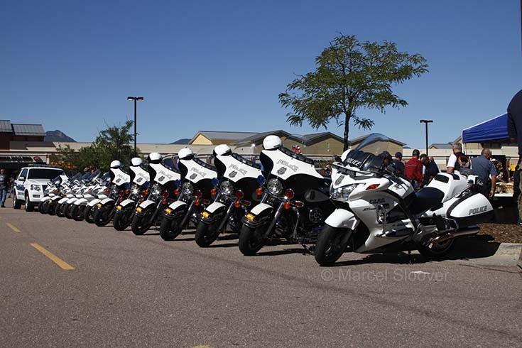 Colorado Spring bike line-up