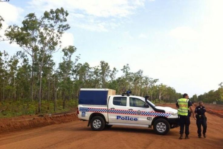 Police Cage Car - Australia
