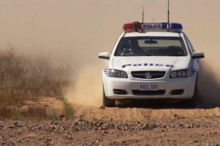 Australian made Police Car