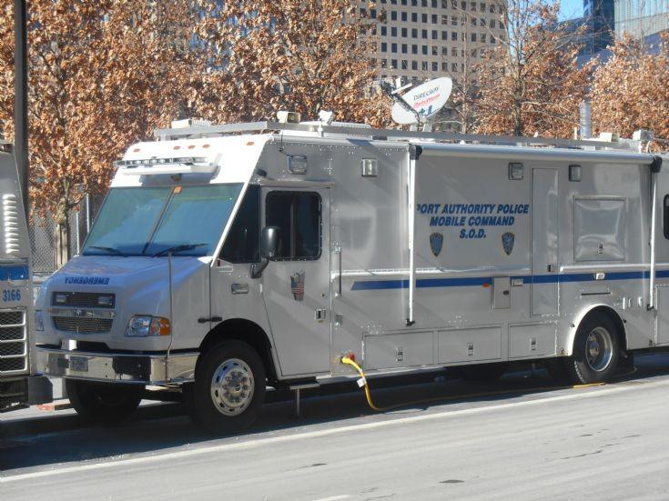 Ground Zero Command Unit