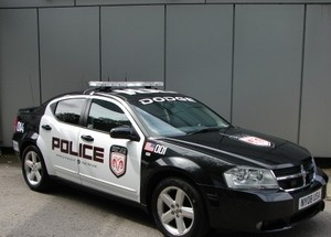 Dodge Avenger (United Kingdom)