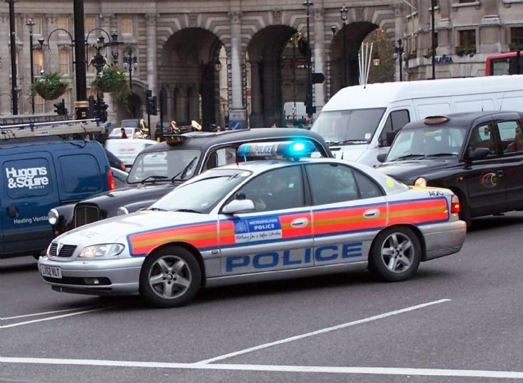 Vauxhall - London Metropolitan Police