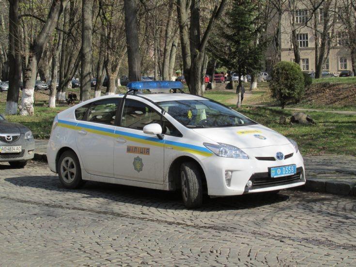 Toyota Prius Ukraine