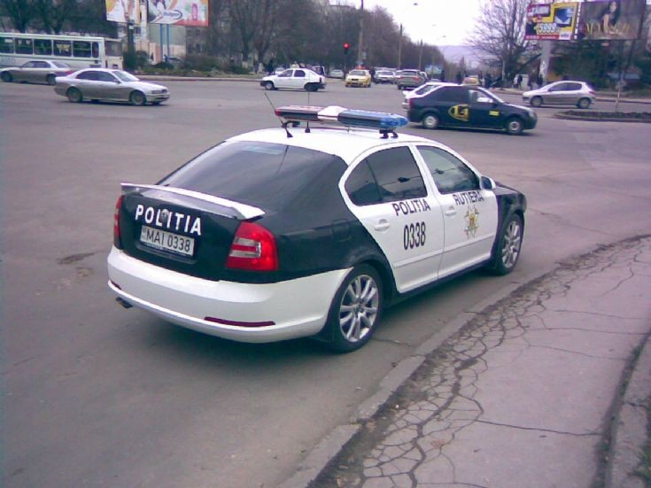 Moldova Police