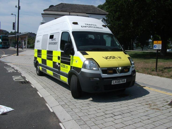 Police Car Photos Vosa Vauxhall Van