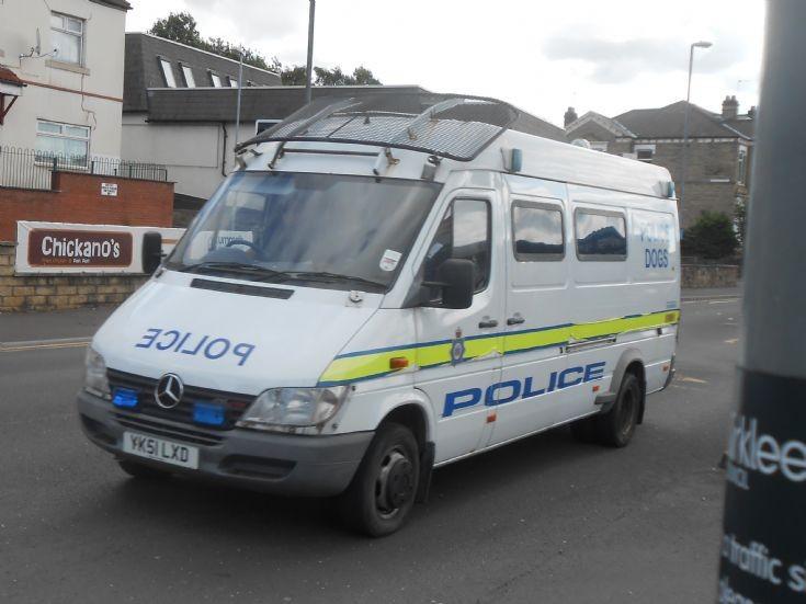 West Yorkshire Police (YK51 LXD)