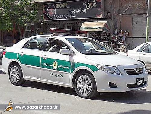 Iran police