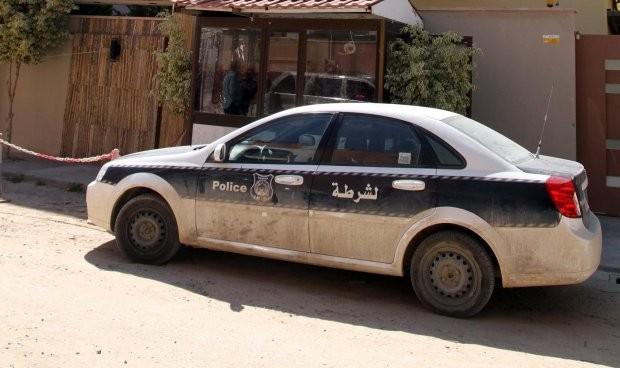 Libya Police