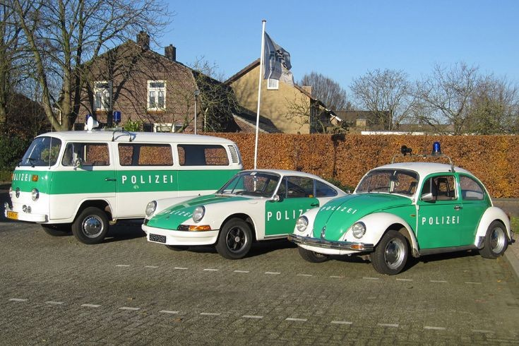 Polizei picture vehicles