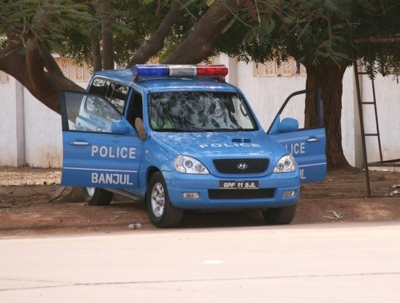 Gambia Police