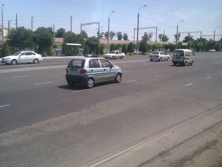 Chevrolet Matiz from Tashkent