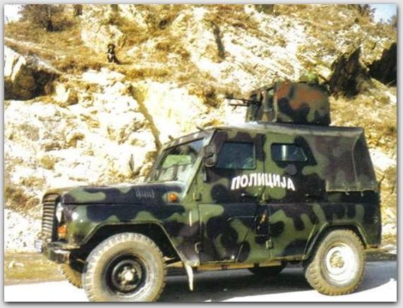 UAZ-469 (armored car)