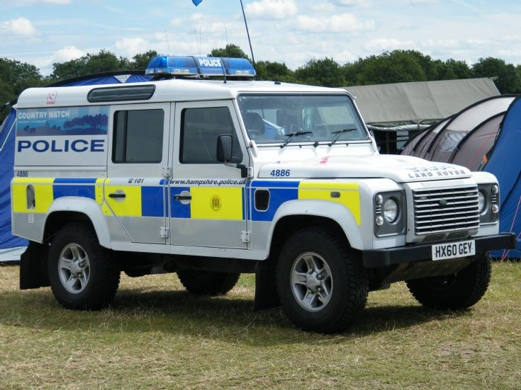 Hampshire Land Rover