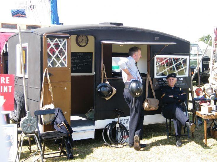 WW2 Police Post Hampshire