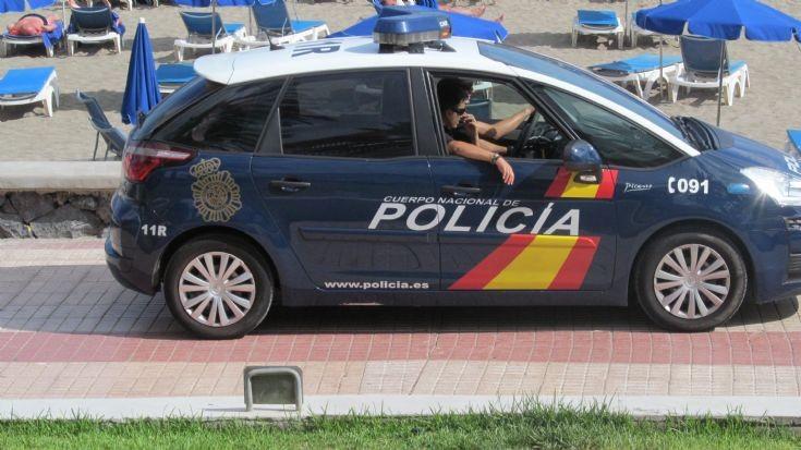 Citroen C4 Picasso - Nacional Policia