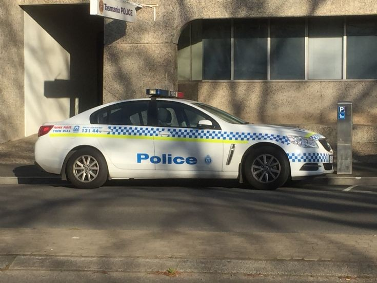 Tasmanian Police Commodore