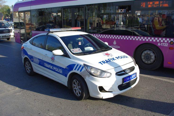 Turkish (Istanbul) Traffic Police Hyundai
