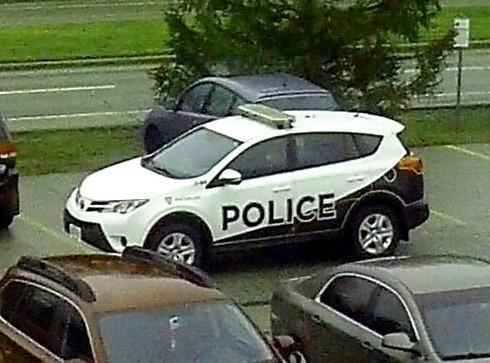 University of Waterloo Police