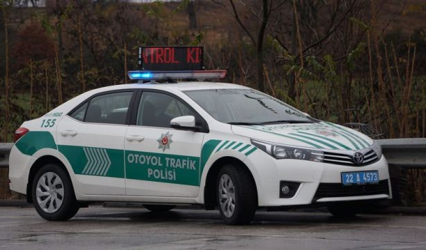 Turkish Highway Police Car