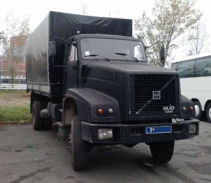 Volvo NL10 4X4