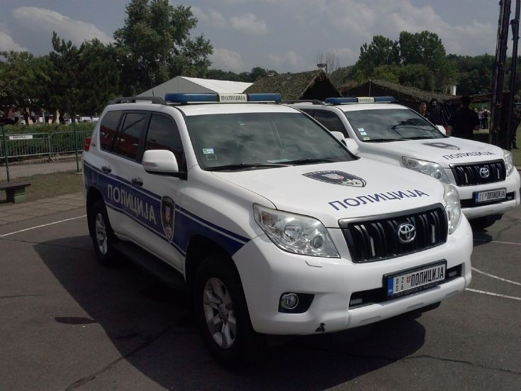 Toyota Land Cruiser 3.0 D4D