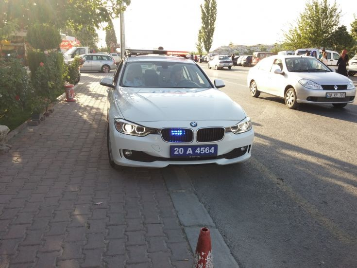 Turkish Police Car
