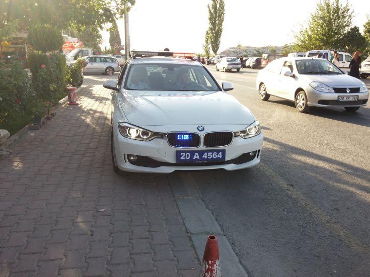 Turkish Police Car