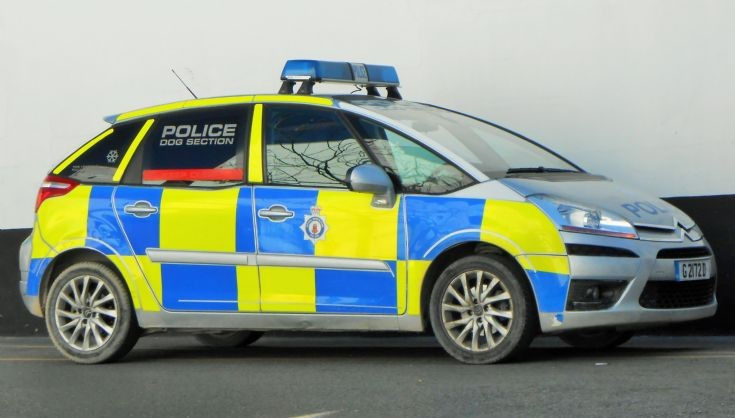 Royal Gibraltar Police  (G 2172 D)