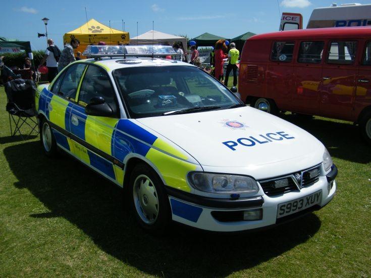 Essex Vauxhall Omega