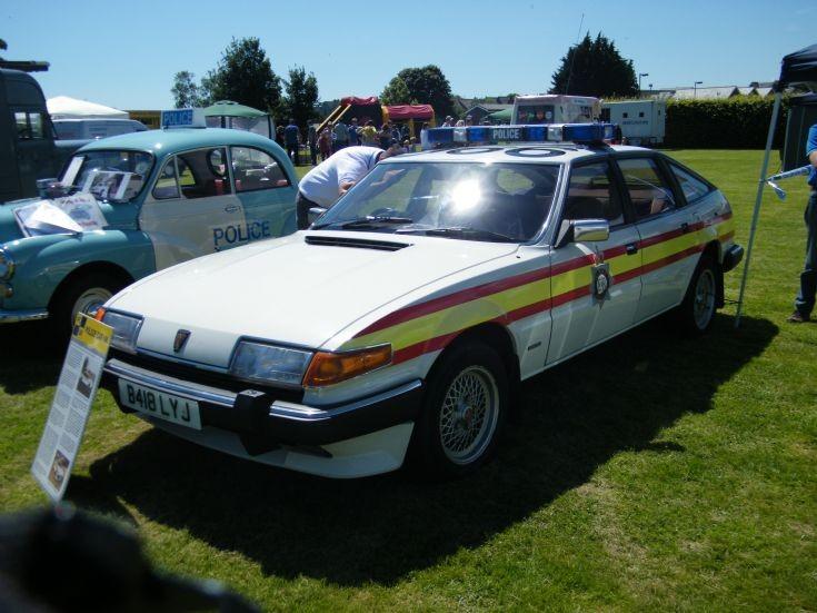 Sussex Rover 3500 Traffic Car