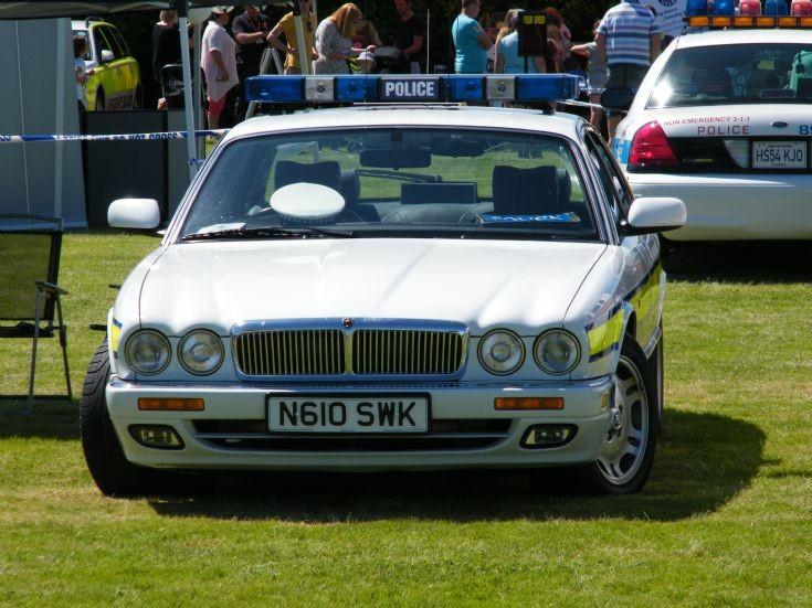Jaguar RPU Car
