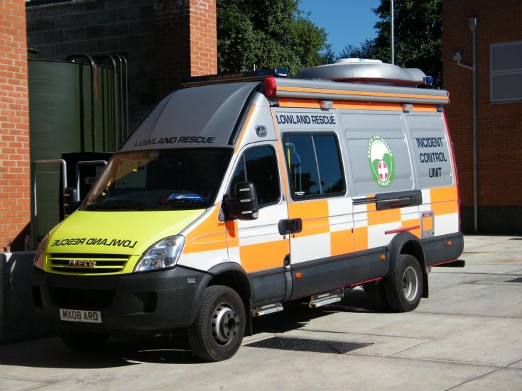 Iveco Surrey Search and rescue