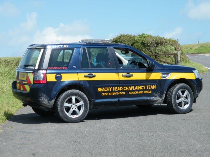 Land Rover Beachy Head Chaplaincy