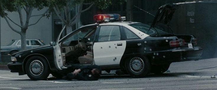 Chevrolet Caprice 9C1 destroyed