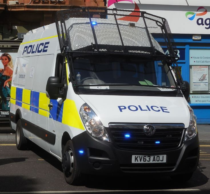 Durham Constabulary (KV63 AOJ)