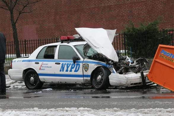 Ford Crown Victoria Police Interceptor