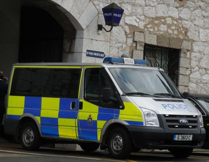 Royal Gibraltar Police (G 3613 C)