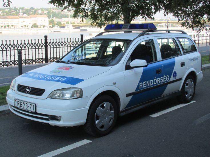 Opel Astra Caravan G