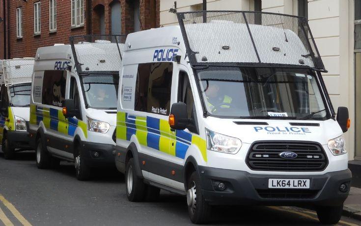 Northumbria Police (LK64 LRX)