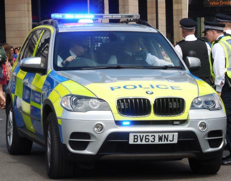 Metropolitan Police (BV63 WNJ)