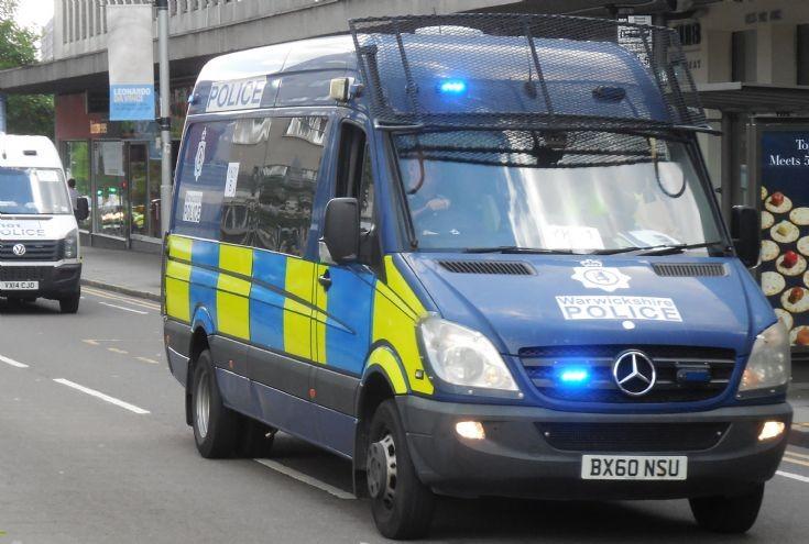 Warwickshire Police (BX60 NSU)